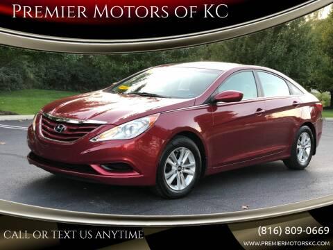 2011 Hyundai Sonata for sale at Premier Motors of KC in Kansas City MO