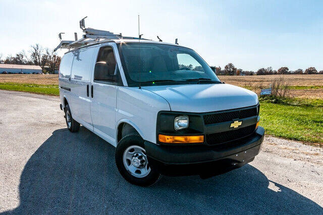 2014 Chevrolet Express Cargo for sale at Fruendly Auto Source in Moscow Mills MO