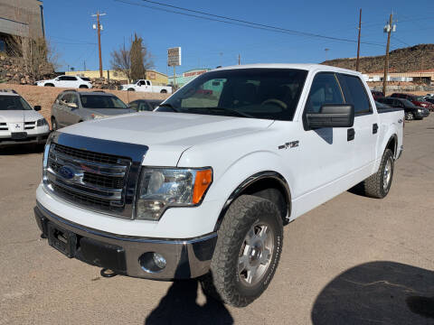 2014 Ford F-150 for sale at Car Works in Saint George UT