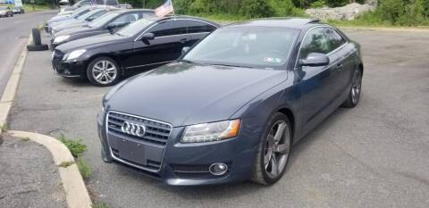 2010 Audi A5 for sale at Lehigh Valley Autoplex, Inc. in Bethlehem PA