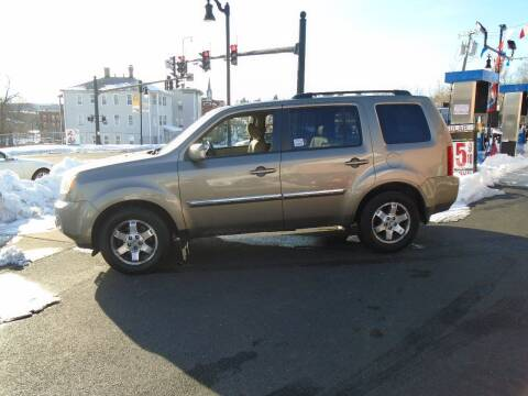 2011 Honda Pilot for sale at Broadway Auto Services in New Britain CT