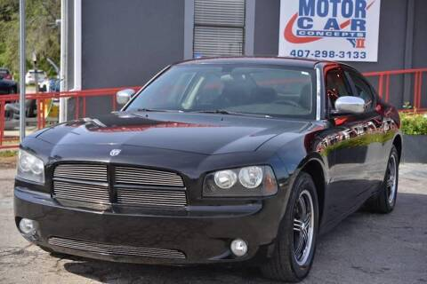 2007 Dodge Charger for sale at Motor Car Concepts II - Kirkman Location in Orlando FL