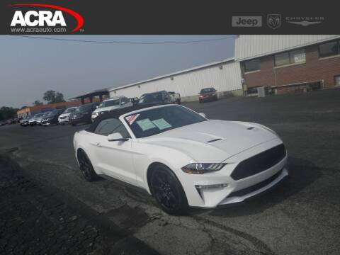 2018 Ford Mustang for sale at BuyRight Auto in Greensburg IN