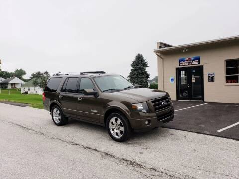 2008 Ford Expedition for sale at Hackler & Son Used Cars in Red Lion PA