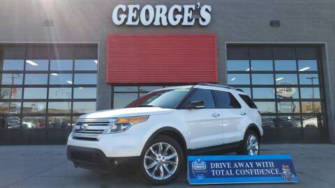 2012 Ford Explorer for sale at George's Used Cars - Pennsylvania & Allen in Brownstown MI