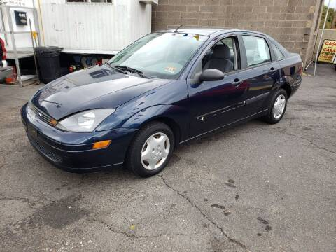 2004 Ford Focus for sale at G&K Consulting Corp in Fair Lawn NJ