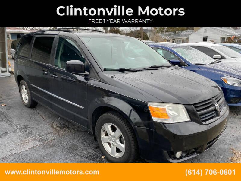 2010 Dodge Grand Caravan for sale at Clintonville Motors in Columbus OH