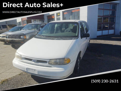 1995 Ford Windstar for sale at Direct Auto Sales+ in Spokane Valley WA