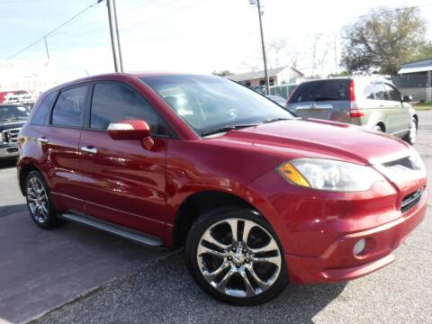 2007 Acura RDX for sale at LEGACY MOTORS INC in New Port Richey FL