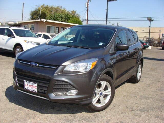 2016 Ford Escape for sale at L.A. Motors in Azusa CA