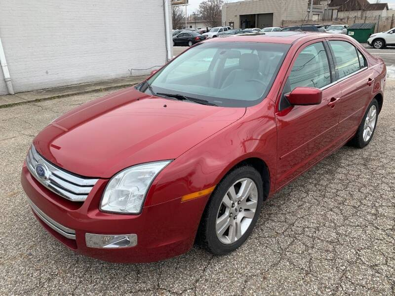 2007 Ford Fusion for sale at Two Rivers Auto Sales Corp. in South Bend IN