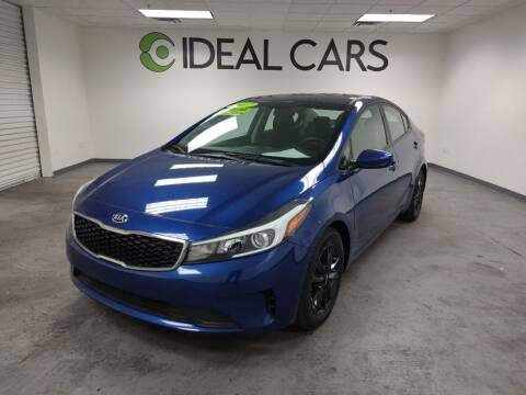 2017 Kia Forte for sale at Ideal Cars Broadway in Mesa AZ