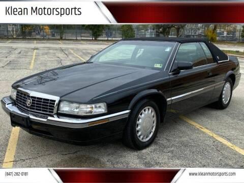 1994 Cadillac Eldorado for sale at Klean Motorsports in Skokie IL