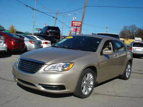2013 Chrysler 200 for sale at A & A IMPORTS OF TN in Madison TN