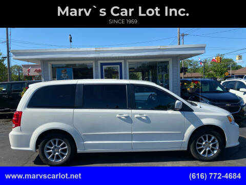 2011 Dodge Grand Caravan for sale at Marv`s Car Lot Inc. in Zeeland MI