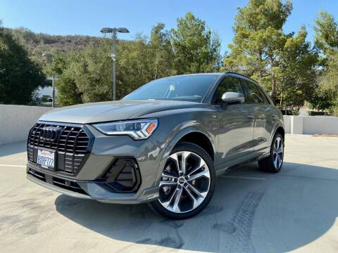 2021 Audi Q3 for sale at Allen Motors, Inc. in Thousand Oaks CA