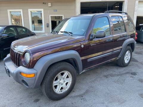 2004 Jeep Liberty for sale at Global Auto Finance & Lease INC in Maywood IL