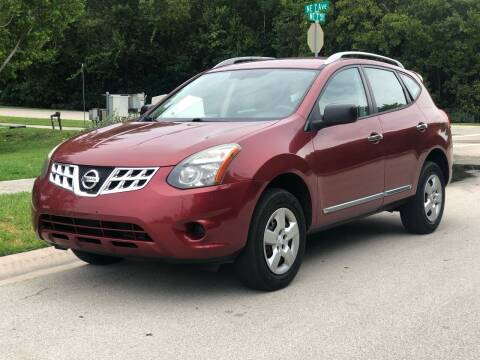 2015 Nissan Rogue Select for sale at L G AUTO SALES in Boynton Beach FL