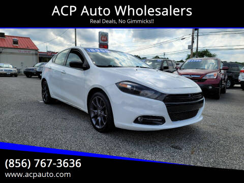 2015 Dodge Dart for sale at ACP Auto Wholesalers in Berlin NJ