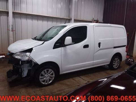 2019 Nissan NV200 for sale at East Coast Auto Source Inc. in Bedford VA