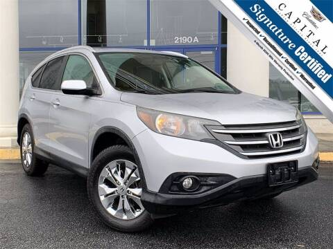2013 Honda CR-V for sale at Capital Cadillac of Atlanta in Smyrna GA