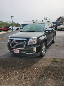 2017 GMC Terrain for sale at Four Guys Auto in Cedar Rapids IA