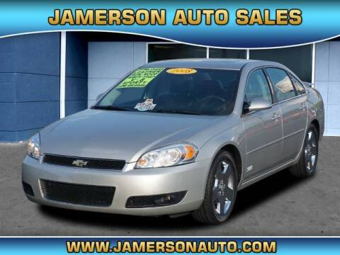 2008 Chevrolet Impala for sale at Jamerson Auto Sales in Anderson IN