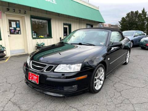 2005 Saab 9-3 for sale at 1st Choice Auto Sales in Fairfax VA