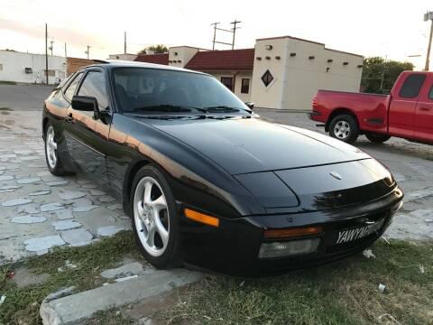 1986 Porsche 944 for sale at Euroasian Auto Inc in Wichita KS