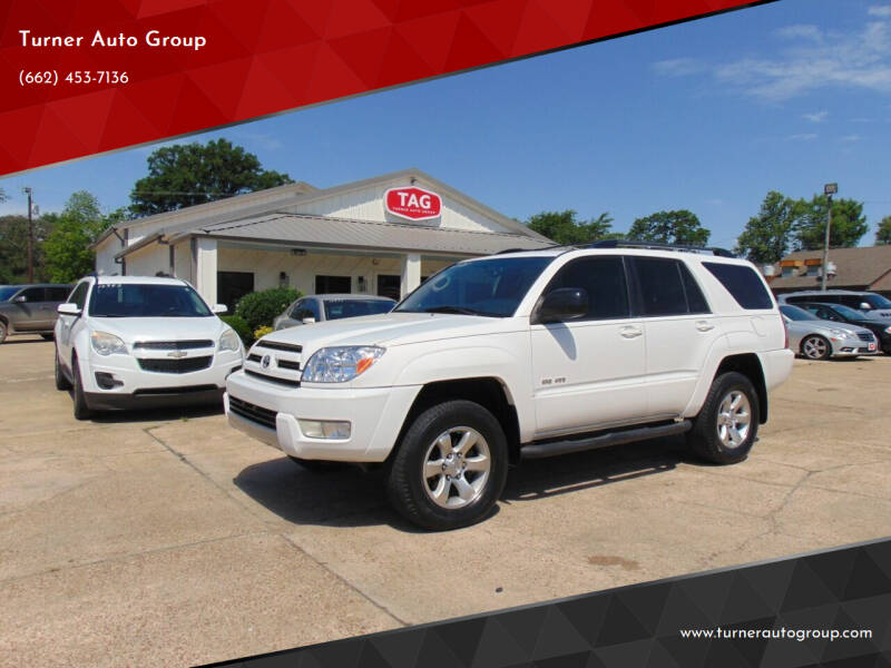 2004 Toyota 4Runner for sale at Turner Auto Group in Greenwood MS