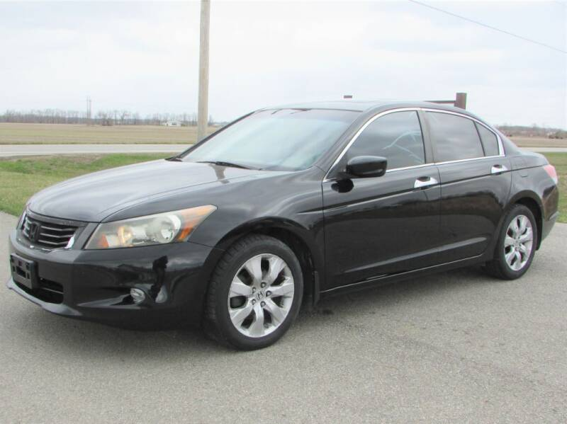 2009 Honda Accord for sale at 42 Automotive in Delaware OH