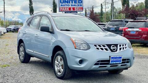 2015 Nissan Rogue Select for sale at United Auto Sales in Anchorage AK