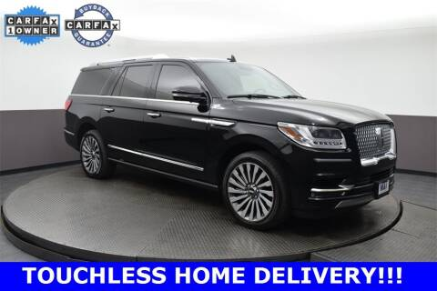 2018 Lincoln Navigator L for sale at M & I Imports in Highland Park IL