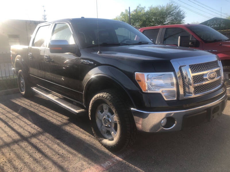 2010 Ford F-150 for sale at Auto Access in Irving TX