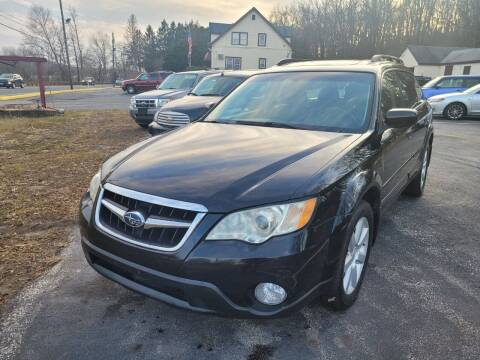 2008 Subaru Outback for sale at Sussex County Auto & Trailer Exchange -$700 drives in Wantage NJ