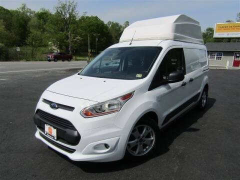2018 Ford Transit Connect Cargo for sale at Guarantee Automaxx in Stafford VA