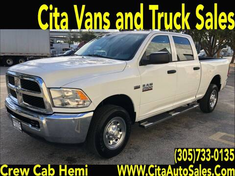 2016 RAM Ram Pickup 2500 for sale at Cita Auto Sales in Medley FL