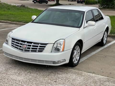 2007 Cadillac DTS for sale at Hadi Motors in Houston TX