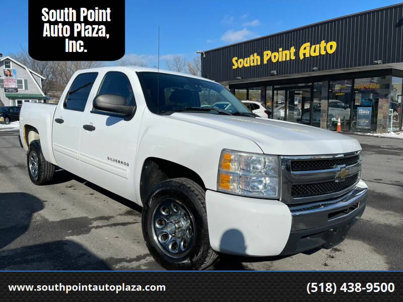 2011 Chevrolet Silverado 1500 for sale at South Point Auto Plaza, Inc. in Albany NY