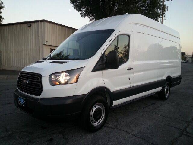 2018 Ford Transit Cargo for sale at DOABA Motors in San Jose CA