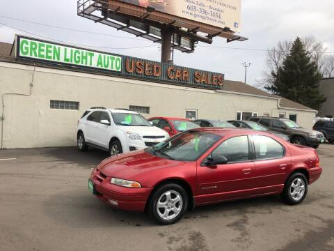 2000 Dodge Stratus for sale at Green Light Auto in Sioux Falls SD
