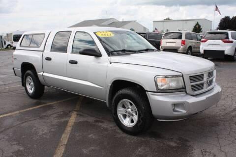 2011 RAM Dakota for sale at LJ Motors in Jackson MI
