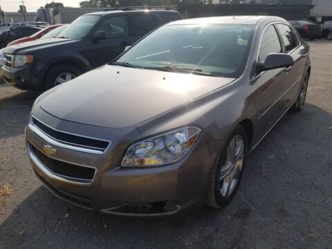 2011 Chevrolet Malibu for sale at D & D All American Auto Sales in Mt Clemens MI