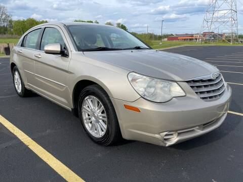 2008 Chrysler Sebring for sale at Quality Motors Inc in Indianapolis IN
