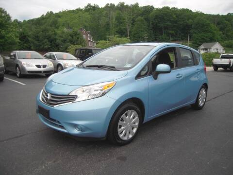 2014 Nissan Versa Note for sale at 1-2-3 AUTO SALES, LLC in Branchville NJ