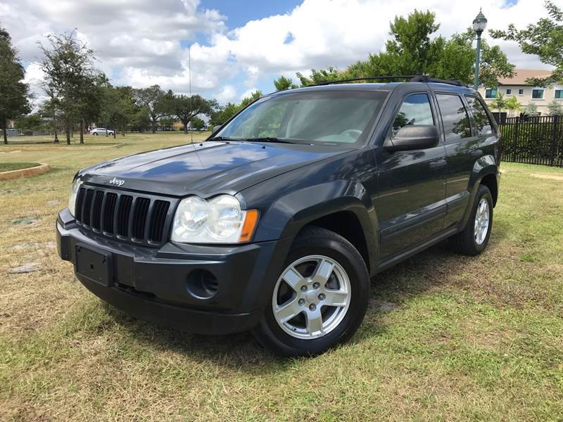 2007 Jeep Grand Cherokee for sale at Kaler Auto Sales in Wilton Manors FL