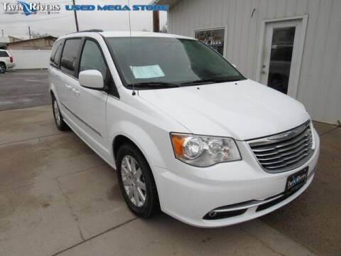 2016 Chrysler Town and Country for sale at TWIN RIVERS CHRYSLER JEEP DODGE RAM in Beatrice NE
