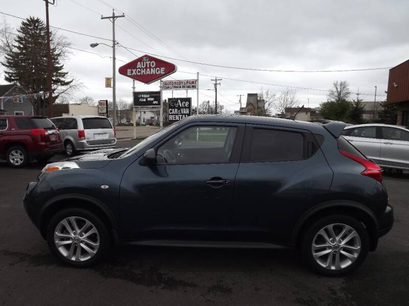 2013 Nissan JUKE for sale at The Auto Exchange in Stevens Point WI