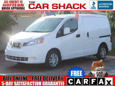 2019 Nissan NV200 for sale at The Car Shack in Hialeah FL