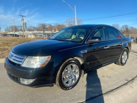 2008 Ford Taurus for sale at Xtreme Auto Mart LLC in Kansas City MO